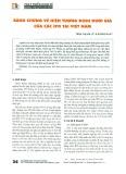 Bằng chứng về hiện tượng định dưới giá của các IPO tại Việt Nam