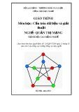 Giáo trình môn học: Cấu trúc dữ liệu và giải thuật nghề - Quản trị mạng (Trình độ: Cao đẳng nghề)