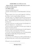 Giáo án Mầm non chủ đề: Trường mn & Tết Trung thu