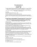 Tiêu chuẩn Quốc gia TCVN 6444:2009 - ISO 6597:2005