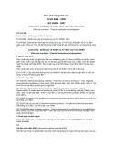 Tiêu chuẩn Quốc gia TCVN 8086:2009 - IEC 60085:2007