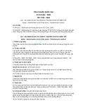 Tiêu chuẩn Quốc gia TCVN 8152:2009