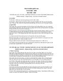 Tiêu chuẩn Quốc gia TCVN 8185:2009 - ISO 1099:2006