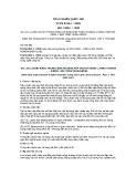 Tiêu chuẩn Quốc gia TCVN 8193-1:2009 - ISO 1438-1:1980