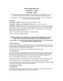 Tiêu chuẩn Quốc gia TCVN 8211-1:2009 - ISO 8535-1:2006