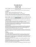 Tiêu chuẩn Quốc gia TCVN 8212:2009 - ISO 2974:2005
