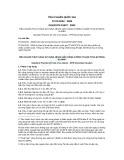 Tiêu chuẩn Quốc gia TCVN 8232:2009 - ISO/ASTM 51607:2004