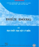 Ebook Biển Đông (Tập 3: Địa chất - Địa vật lý biển): Phần 2