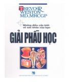 Ebook Giải phẫu học: Phần 1