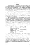 Tập bài giảng Vật liệu kỹ thuật cơ khí