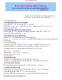 Bài toán hình học phẳng qua cách giải bằng góc định hướng