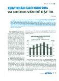 Xuất khẩu gạo năm 2014 và những vấn đề đặt ra