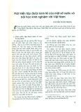 Phát triển tập đoàn kinh tế của một số nước và bài học kinh nghiệm với Việt Nam