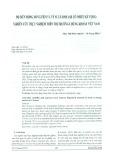 Độ biến động dòng tiền và tỷ suất sinh lợi cổ phiếu kỳ vọng: Nghiên cứu thực nghiệm trên thị trường chứng khoán Việt Nam