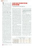 Lãi suất cho vay tiêu dùng ở Việt Nam qua các giai đoạn