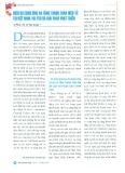 Dịch vụ cung ứng hạ tầng thanh toán điện tử tại Việt Nam: Vai trò và giải pháp phát triển