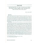 Đảm bảo quyền của phụ nữ trong quá trình hội nhập và phát triển ở Việt Nam hiện nay: Một số phân tích tổng quan
