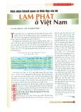 Nhìn nhận khách quan và thấu đáo về lạm phát ở Việt Nam