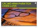 Bài giảng Quản trị chiến lược: Chương 6 - ThS. Trần Minh Anh