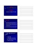 Bài giảng Quản trị hành vi tổ chức: Chương 8 - TS. Huỳnh Minh Triết