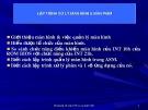 Bài giảng Cấu trúc máy tính và lập trình hợp ngữ - Chương 11: Lập trình xử lý màn hình và bàn phím