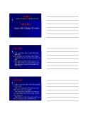 Bài giảng Quản trị hành vi tổ chức: Chương 7 - TS. Huỳnh Minh Triết