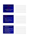Bài giảng Quản trị hành vi tổ chức: Chương 3 - TS. Huỳnh Minh Triết