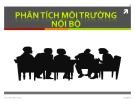 Bài giảng Quản trị chiến lược: Chương 3 - ThS. Trần Minh Anh