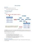 Tài liệu hướng dẫn thực hành môn Cấu trúc dữ liệu và giải thuật - Bài 6: Nén Huffman