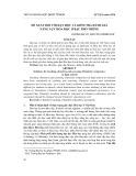 Đề xuất đối với dạy học và kiểm tra đánh giá năng lực hóa học ở bậc phổ thông