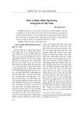 Đơn vị hành chính cấp hương trong lịch sử Việt Nam