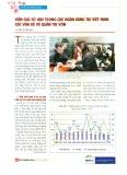 Vốn chủ sở hữu trong các ngân hàng tại Việt Nam, các vấn đề quản trị vốn