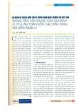 Khó khăn và thách thức của hệ thống ngân hàng thương mại Việt Nam trong việc vận dụng các quy định về tỷ lệ an toàn vốn theo tinh thần hiệp ước Basel III