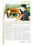 Một số vấn đề về quản trị rủi ro trong các công ty chứng khoán ở Việt Nam