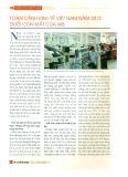 Toàn cảnh kinh tế Việt Nam năm 2012 dưới con mắt của WB
