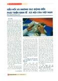 Kiều hối và những tác động đến phát triển kinh tế - xã hội của Việt Nam