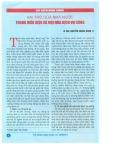 Vai trò của Nhà nước trong điều kiện xã hội hóa dịch vụ công