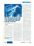 Phát triển và khai thác hệ thống thông tin Marketing nhằm quản lý mối quan hệ khách hàng của ngân hàng thương mại