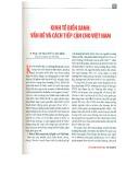 Kinh tế biển xanh: Vấn đề và cách tiếp cận cho Việt Nam