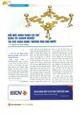 Đổi mới, hoàn thiện cơ chế quản trị doanh nghiệp tại các ngân hàng thương mại nhà nước