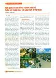 Mối quan hệ giữa tăng trưởng kinh tế, thâm hụt ngân sách với lạm phát ở Việt Nam