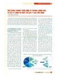 Ứng dụng thanh toán điện tử trong chính phủ: Cơ sở lý luận và một số gợi ý cho Việt Nam