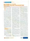 Bàn về hướng xử lý nợ xấu của hệ thống ngân hàng thương mại Việt Nam