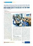 Tăng cường vai trò của các tổ chức tài chính nhà nước trong tăng trưởng tín dụng nhằm đối phó với khủng hoảng tài chính toàn cầu: Kinh nghiệm quốc tế và bài học với Việt Nam