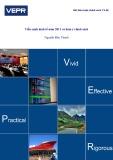 Viễn cảnh kinh tế năm 2011 và hàm ý chính sách