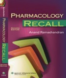 pharmacology recall: part 1