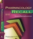Ebook Pharmacology recall: Part 1