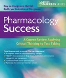 pharmacology success: part 1