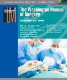 Ebook The washington manual of surgery: Part 1