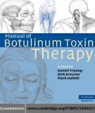 Ebook Manual of botulinum toxin therapy: Part 1
